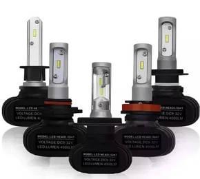 Комплект автомобильных LED ламп S1 H27 / Светодиодные лампы HeadLight, фото 2