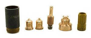 Комплектующие к плазменным резакам (плазматронам) Hypertherm Powermax 45A, 65A, 85A