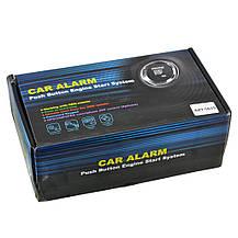 Автосигнализация Car Alarm KD3600 с GSM, APP, GPS трекингом и автозапуском двигателя, фото 2