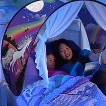 Детская палатка Dream Tents / Детский тент для сна Розовый, фото 2