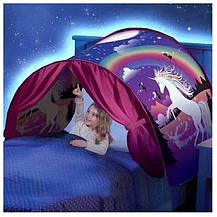 Детская палатка Dream Tents / Детский тент для сна Розовый, фото 3