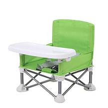 Детский стульчик для кормления Baby seat / Столик для кормления Розовый, фото 3