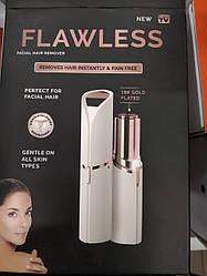Триммер женский для лица FLAWLESS Facial Hair Remover эпилятор