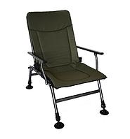 Рибальське коропове крісло Vario Carp 2421 (до 120 кг)