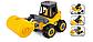 """Дитяча спецтехніка для малюків """"Play Smart"""" світло, звук, викрутка, в коробці 1389, фото 3"""