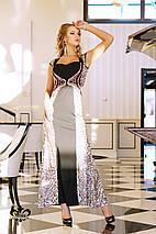 Платье с леопардовым принтом | Фисента lzn, фото 2