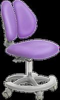 Детское ергономическое кресло двойная спинка, 2 цвета