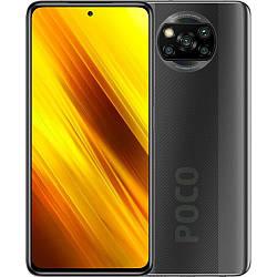 Смартфон Xiaomi Poco X3 NFC (6/128GB) Gray - Global Version + Подарок Защитное Стекло
