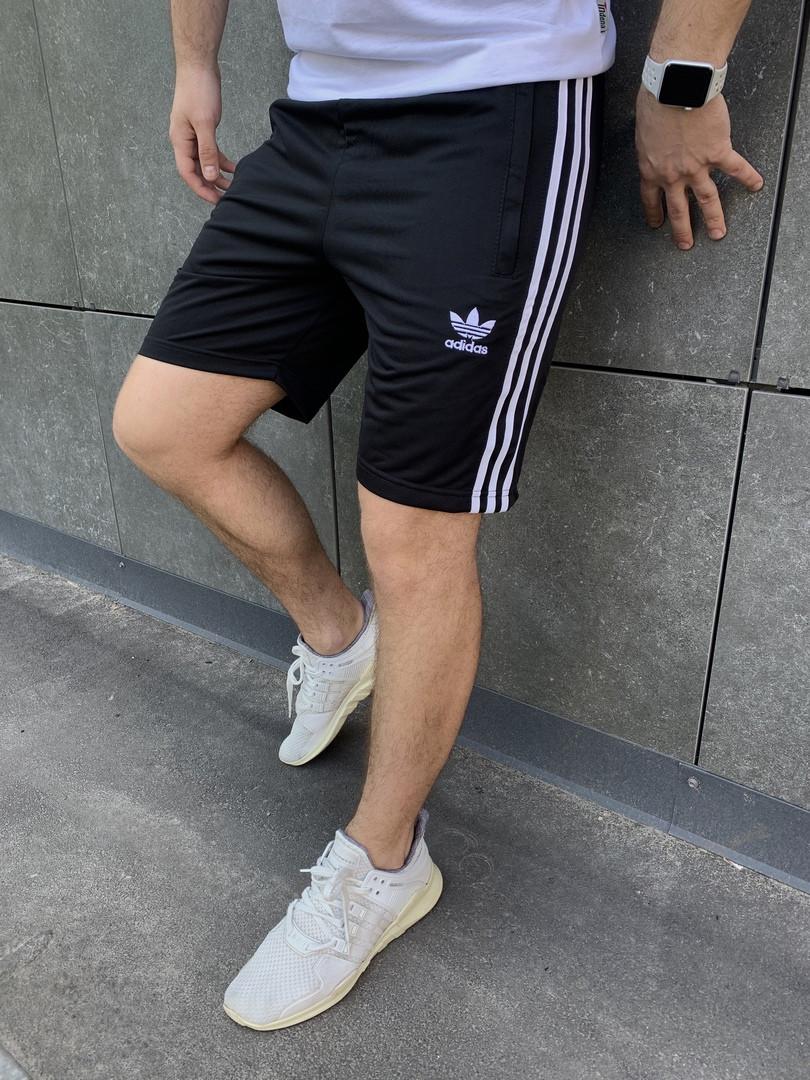 Чоловічі шорти Adidas, чорні