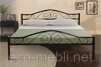 Металеве ліжко Респект Мікс Меблі 160*200