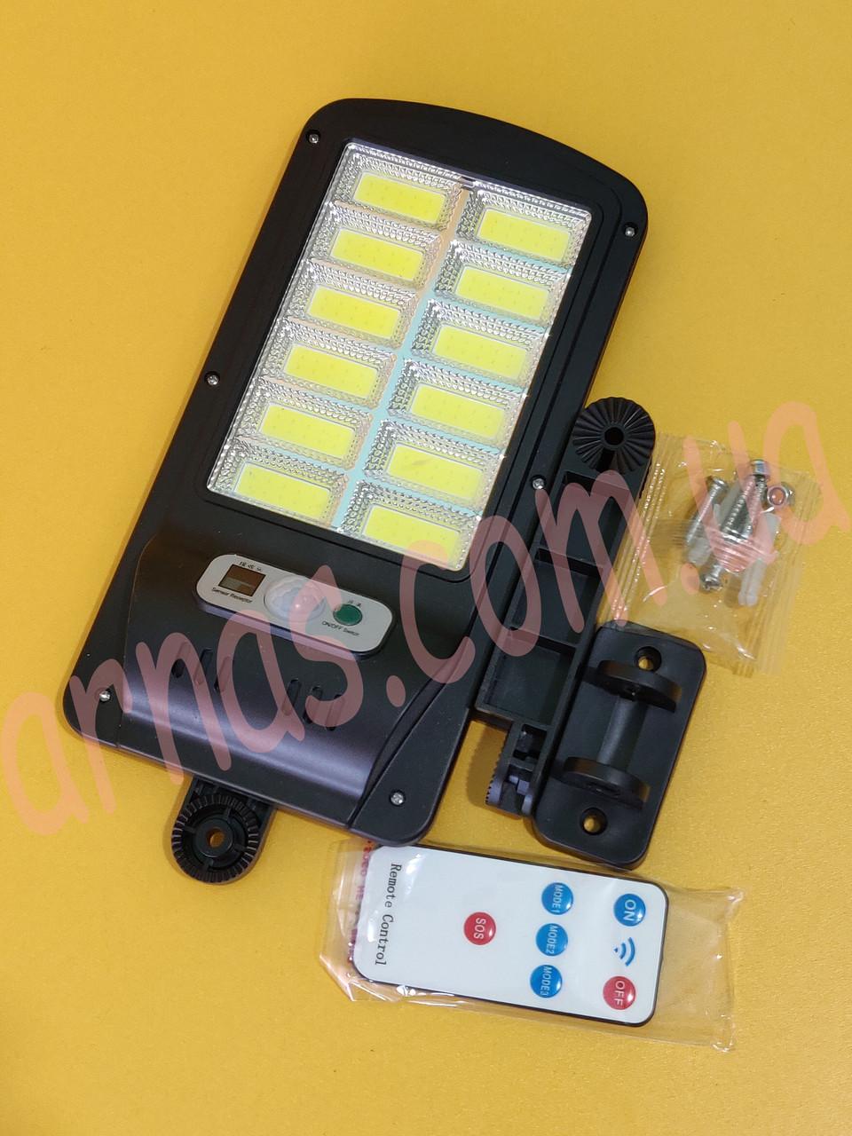 Фонарь-светильник Solar Induction Wall Lamp T06-12COB