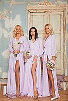 Плаття вечірнє на запах з креп-шифону люкс якості, розміри: XXS, XS, S, M, L, більше 15 кольорів!