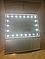 Зеркало с LED подсветкой тройное, фото 4
