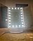Зеркало с LED подсветкой тройное, фото 2