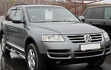 Вітровики VW Touran I 2003-2010 Cobra Tuning