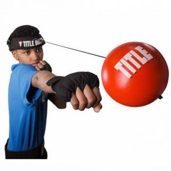 Тренажер для бокса TITLE