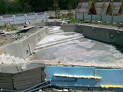 Строительство мини-аквапарка в загородном отеле 4