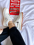 "Женские кроссовки Nike Air Force 1 ""Travis Scott"" белые, фото 6"