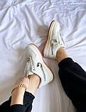 "Женские кроссовки Nike Air Force 1 ""Travis Scott"" белые, фото 7"