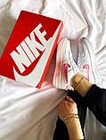 "Женские кроссовки Nike Air Force 1 SE""Love For All""  белые, фото 5"