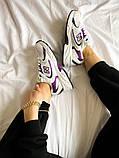 Жіночі кросівки New Balance 530 білі з фіолетовим, фото 5