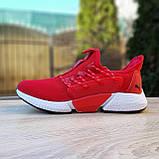 Мужские кроссовки Puma Hybrid Rocket красные, фото 4