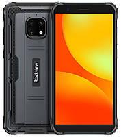 "Blackview BV4900 Pro 5.7"" IP68 4GB RAM 64GB ROM 4G 13MP NFC 5580мАч Android10 Black, фото 1"