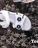 Босоніжки для дівчинки Tom.m 9245B, 27-32 розміри., фото 2