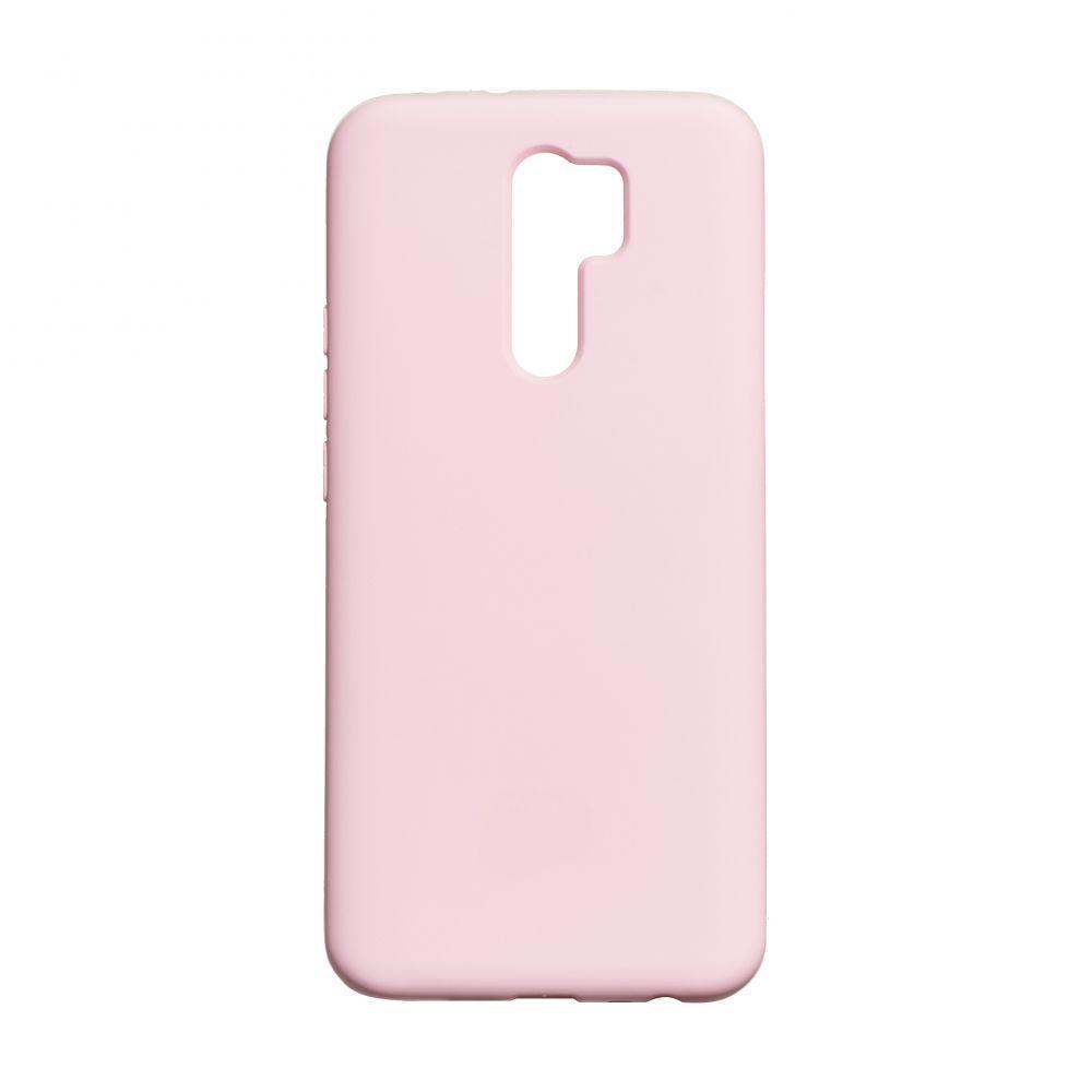 Чехол для  Xiaomi Redmi 9 Розовый /  Чехол для Ксяоми Сяоми Ксиоми 9