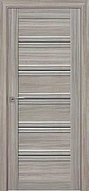 Двері Новий Стиль Віченца С1 скло Чорне, Перли Magica, 900