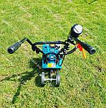 Мотокультиватор Vilmas 2200-GT-52 миникультиватор з виносним фільтром, фото 9