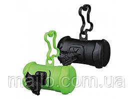 Контейнер косточка Trixie Dog Dirt Bag Dispenser пластик+паке для фекалий 1*15шт М 22846