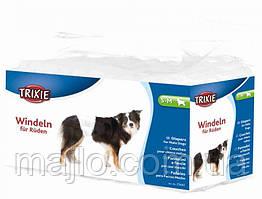 Памперсы для собак (кобелей) Trixie 23641 30-46 см 12шт