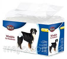 Памперсы для собак (сук) Trixie М-L 23634 36-52 см 12шт
