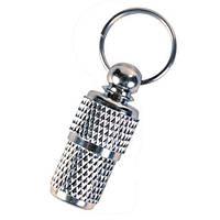Медальйон - Адресник для собак Trixie 2275 капсула Хром