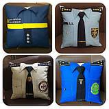 Сувенирная подушка декоративная сотруднику МЧС, медику, полицейскому и СБУ, фото 6