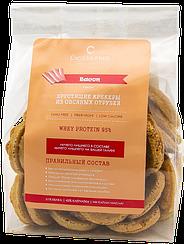 Хрустящие крекеры из овсяных отрубей Excess Free™  Бекон (85 грамм)