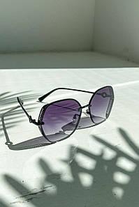 Жіночі напівпрозорі сонцезахисні квадратні окуляри (1758.4642 svt)