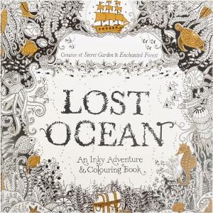 Розмальовка Антистрес Lost Ocean