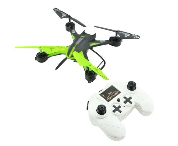 Квадрокоптер CH-202 радіокерований дрон з різнокольоровою підсвіткою (18), коптер літаюча іграшка, фото 6