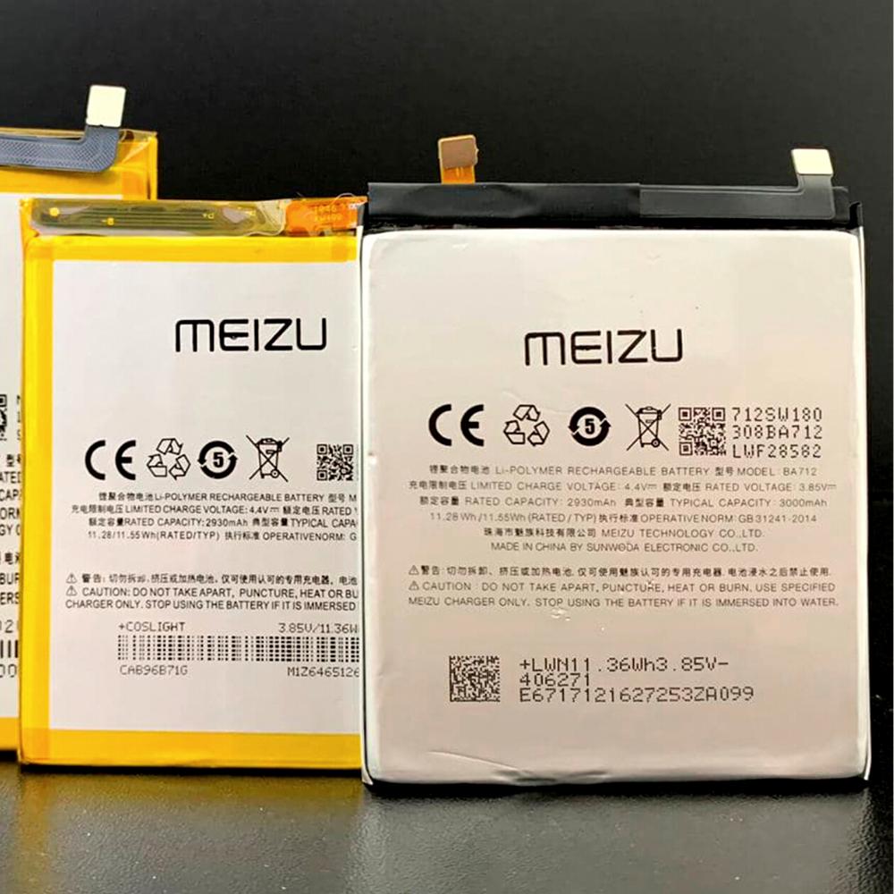 Акумулятор (батарея) Meizu Pro 6 Plus BT66 Original