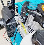 Культиватор бензиновый Vilmas 2200-GT-52 с выносным фильтром, фото 8