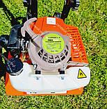 Культиватор бензиновый Vorskla ПМЗ 6200 с выносным фильтром, фото 5