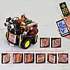 Набір розумний робот рухома інтелектуальна-черепаха для Arduino, фото 2