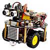 Набір розумний робот рухома інтелектуальна-черепаха для Arduino, фото 4