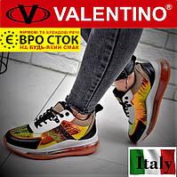 Женские кроссовки кожа, замша, голографические, силиконовая подошва. Стоковая обувь, сникеры, слипоны.