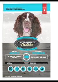 Oven-Baked Tradition полувлажный корм для собак зі свіжого м'яса риби, 9,07 кг