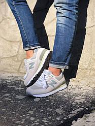 Кроссовки | кеды | обувь New balance 574 demi олива