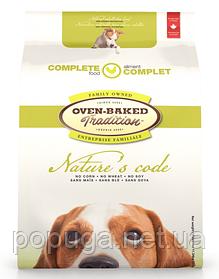 Oven-Baked Tradition nature's Code сухий корм для собак зі свіжого м'яса курки, 2 кг