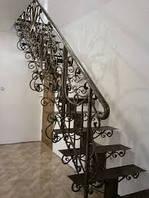Кованые лестницы и балконы